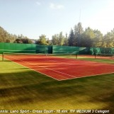 трава покрытие для теннисного корта Lano Sports Cross Court 15 mm - ITF Москва ЦБ России